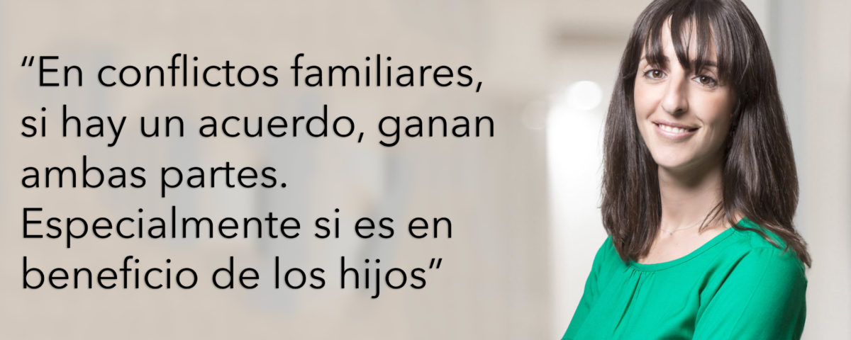 margarita rivero entrevista derecho de familia
